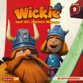 Wickie, 09: Nächtlicher Diebstahl, Ausgetrickst u.a. (CGI), 00602547380975
