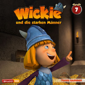 Wickie, 07: Thors Hammer, Unter der Erde u.a. (CGI), 00602547380951