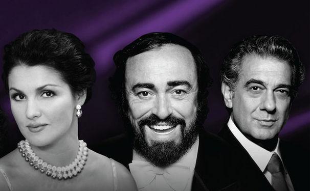 Luciano Pavarotti, 25 Stimmen - 100 Farben! Das Doppelalbum Divas & Tenors