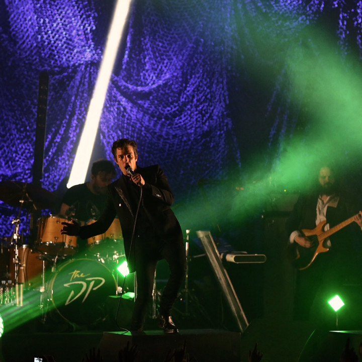 Brandon Flowers live in Berlin 2015