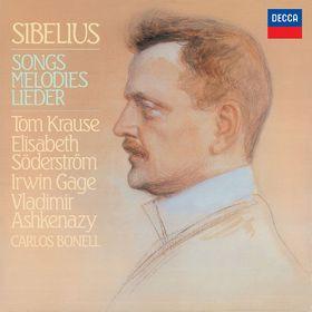 Jean Sibelius, Sämtliche Lieder, 00028947886099