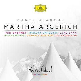 Martha Argerich, Martha Argerich - Carte Blanche, 00028947950967