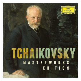 Peter Tschaikowsky, Tschaikowsky Masterworks Edition, 00028947946465