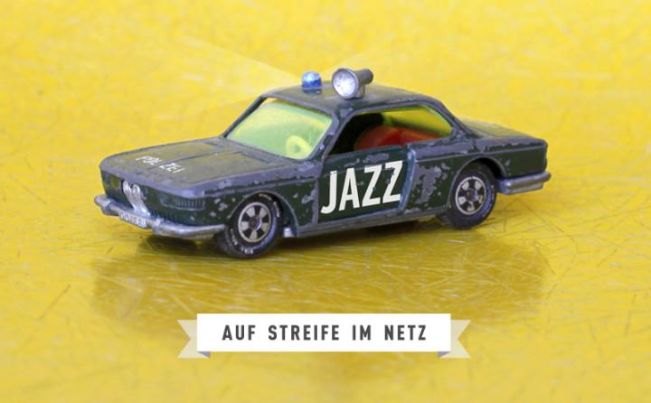 Foto Auf Streife im Netz Jazzecho