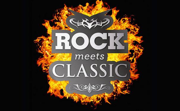 Rock meets Classic, Klassik rockt! Das Doppel-Album Rock Meets Classic