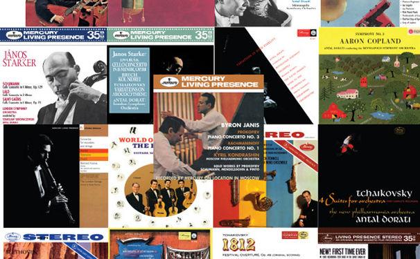 Diverse Künstler, Digitale Klangwunder - 17 remasterte MLP Alben bei iTunes