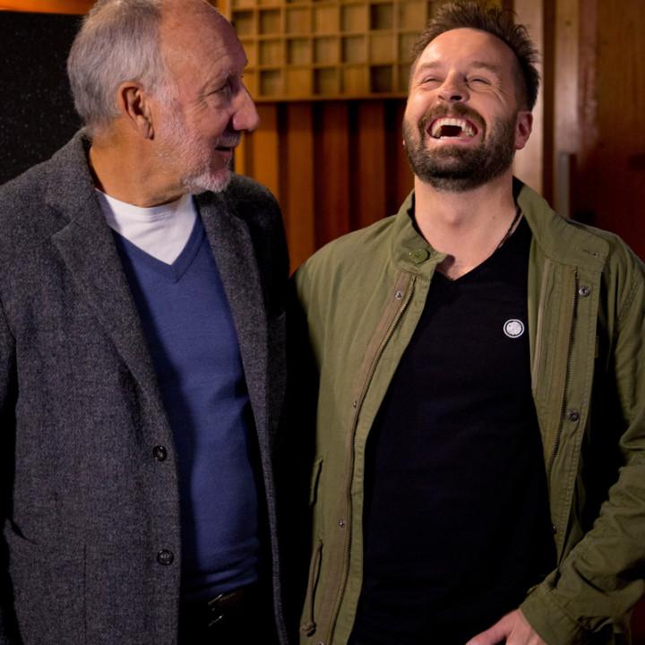 Pete Townshend, Alfie Boe
