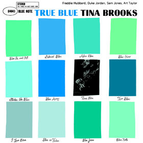 Back To Black, True Blue, 00602547276926