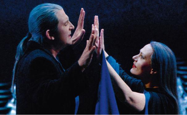 Richard Wagner, 150 Jahre Tristan und Isolde - Aufnahmen von Wagners großer Oper