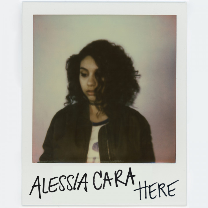 Alessia Cara Here Cover