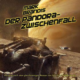 Mark Brandis, 32: Der Pandora-Zwischenfall, 00602547126894