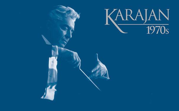 Herbert von Karajan, Glanzjahre eines Meisterdirigenten - Karajan 1970s