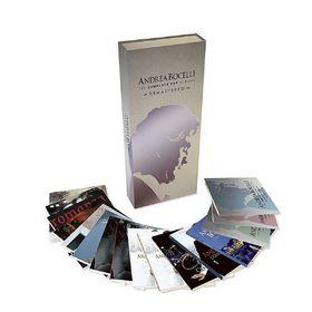 Andrea Bocelli, Andrea Bocelli: The Complete Pop Albums, 00602547209238