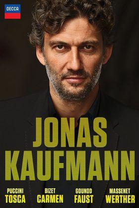 Jonas Kaufmann, Jonas Kaufmann - Carmen - Tosca - Faust - Werther, 00044007438961