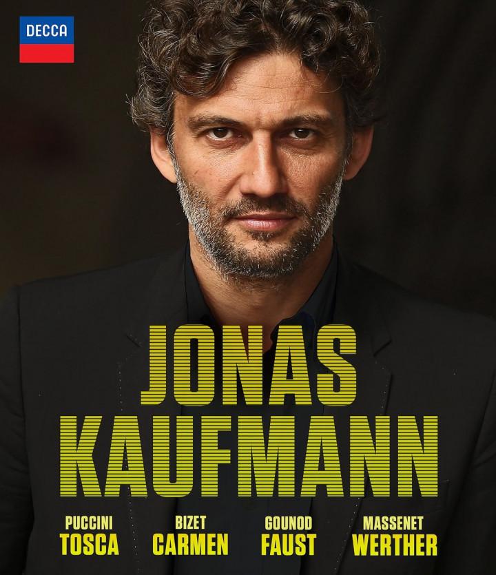 Jonas Kaufmann - Carmen - Tosca - Faust - Werther