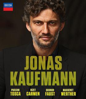 Jonas Kaufmann, Jonas Kaufmann - Carmen - Tosca - Faust - Werther, 00044007438725