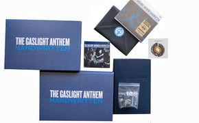 The Gaslight Anthem, Jetzt mitmachen: Gewinnt eine von zwei umfangreichen Deluxe-Boxen des Albums Handwritten von The Gaslight Anthem