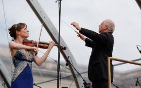 Lisa Batiashvili, Berliner Luft - Staatsoper für alle macht Lust auf Musik