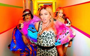 Madonna, Weg frei für Madonna und Co.: Seht hier das starbesetzte Video zum Club-Hit Bitch I'm Madonna