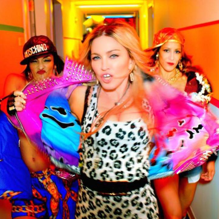 Bitch Im Madonna Videostil