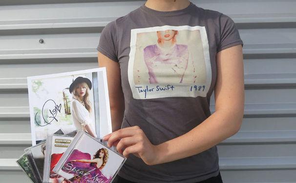 Taylor Swift, Taylor Swift-Fans aufgepasst: Gewinnt eines von drei umfangreichen Fan-Paketen