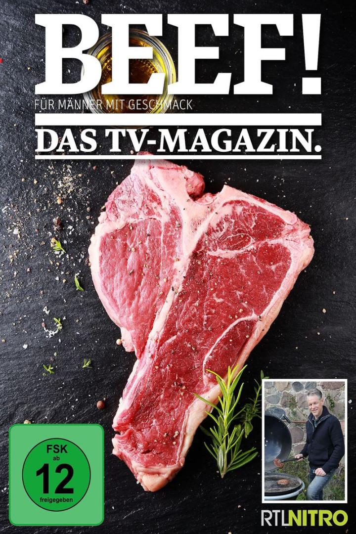 BEEF! Das TV-Magazin. Für Männer mit Geschmack