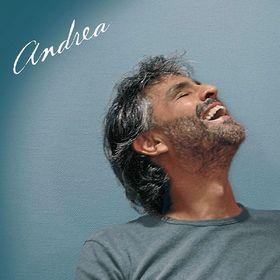 Andrea Bocelli, Andrea, 00602547308061