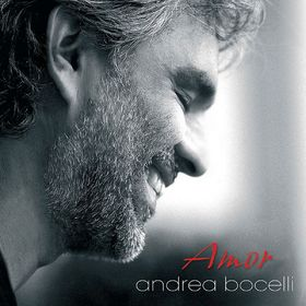 Andrea Bocelli, Amor, 00602547308245