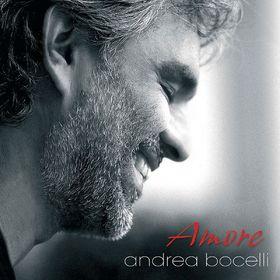 Andrea Bocelli, Amore, 00602547193599