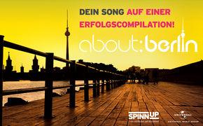 Spinnup, Musik Contest: Gewinnt mit Spinnup die Veröffentlichung eures Tracks auf der about:berlin Compilation