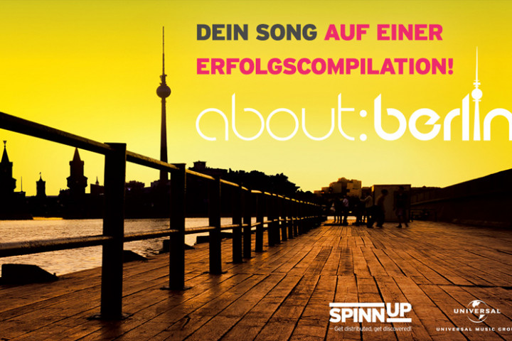Spinnup - about:berlin