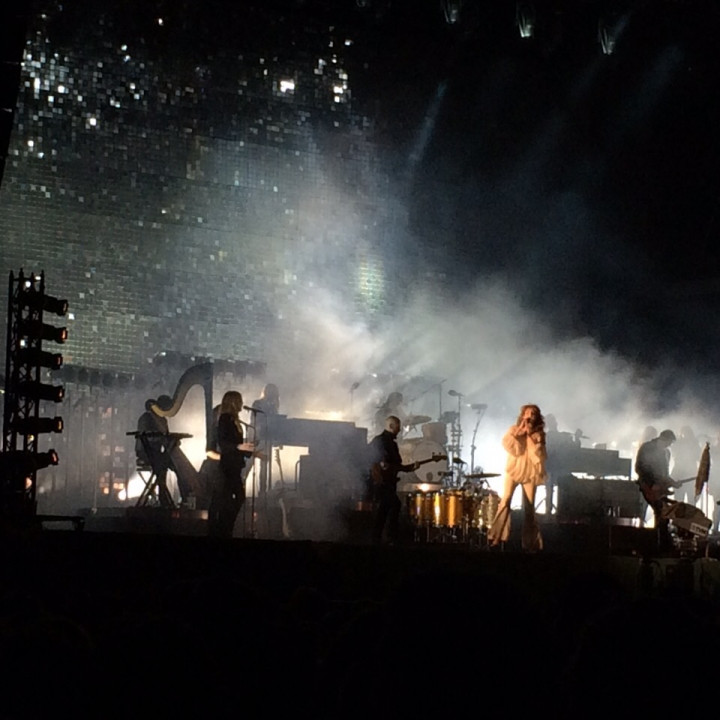 Florence + The Machine Hurricane 2015