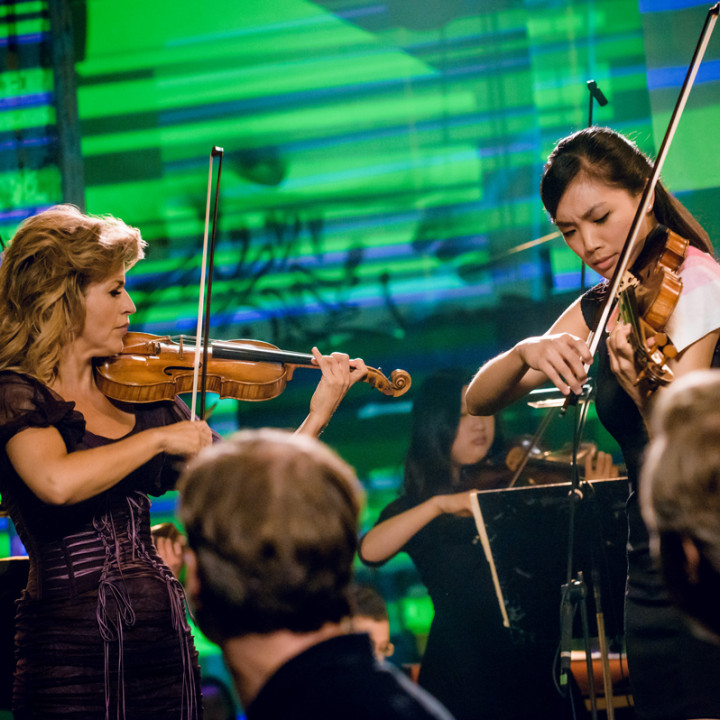 Anne-Sophie Mutter, Nancy Zhou