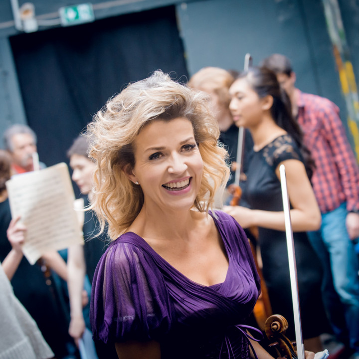 Anne-Sophie Mutter, Mutter's Virtuosi