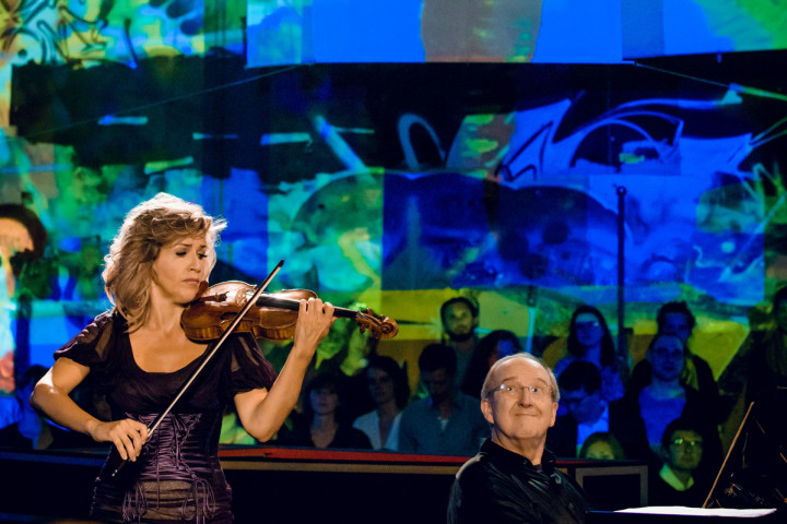 Anne-Sophie Mutter, Lambert Orkis