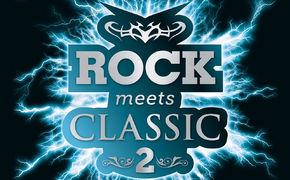 Rock meets Classic, Rockiges Gipfeltreffen -  das Album Rock Meets Classic 2