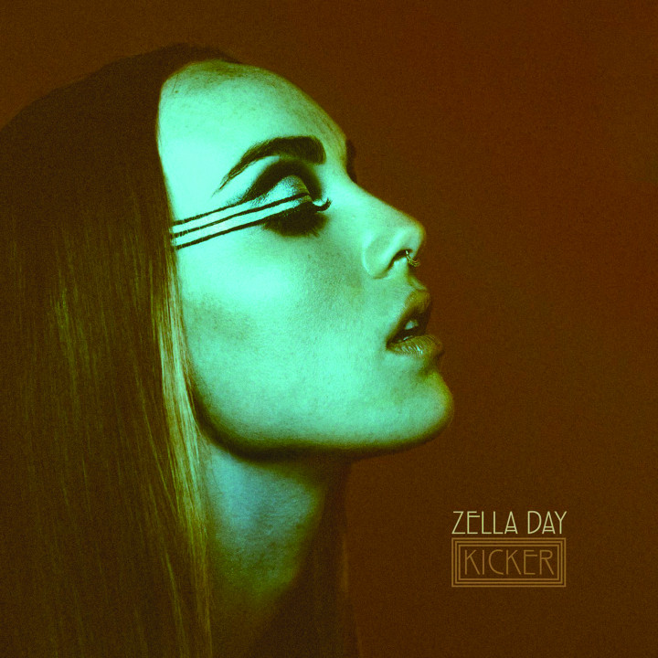 Zella Day Kicker Cover