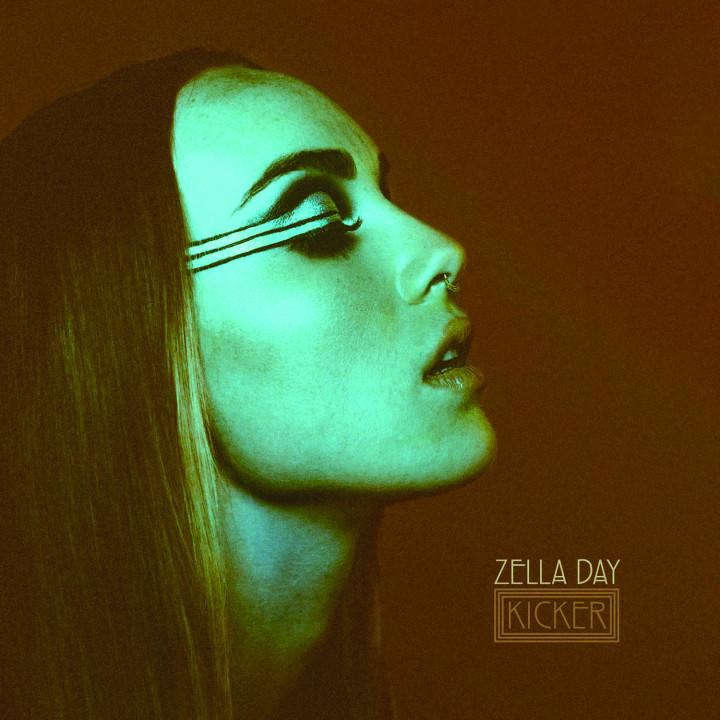 Zella Day Kicker Cover