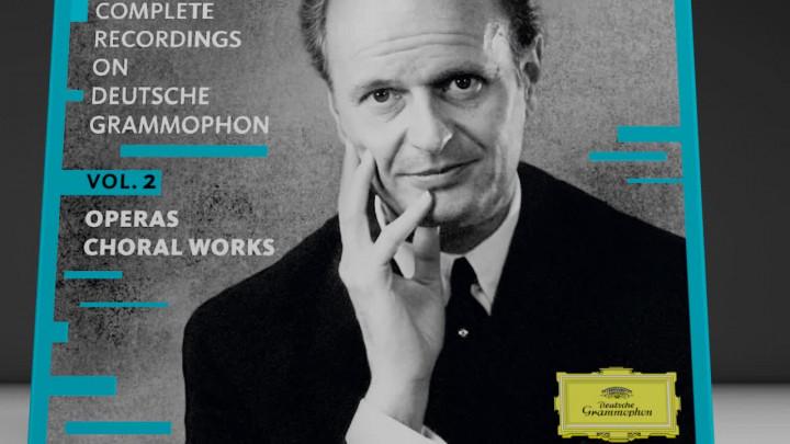 Ferenc Fricsay - Sämtliche DG Aufnahmen Vol.2 (Teaser)