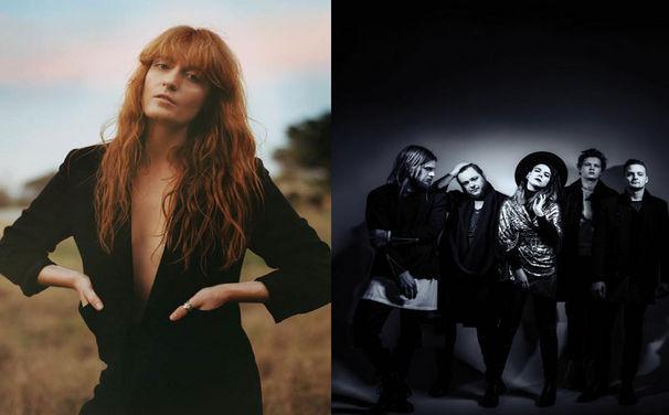 Florence + The Machine, Festival-Stimmung im TV: Hier könnt ihr Florence + The Machine und Of Monsters and Men noch einmal live auf dem Hurricane 2015 sehen