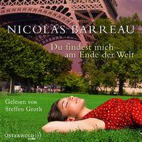 Nicolas Barreau, Du findest mich am Ende der Welt