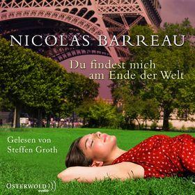 Nicolas Barreau, Du findest mich am Ende der Welt, 09783869522395
