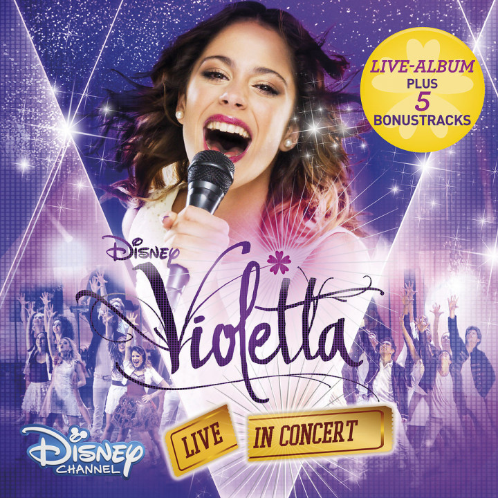 Violetta: Live In Concert (Staffel 2, Vol. 2 )