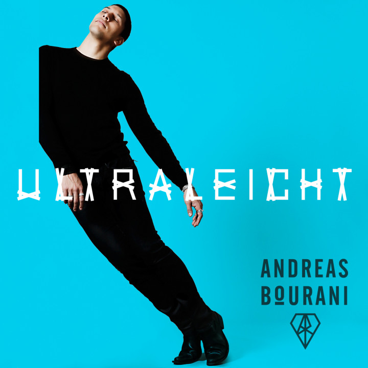 "Andreas Bourani Single Cover ""Ultraleicht"""