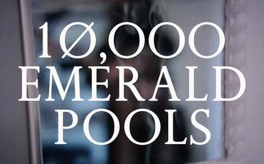 BORNS, 10.000 Emerald Pools (Akustik-Version)