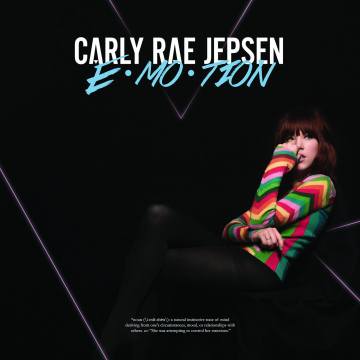Carly Rae Jepsen Cover Standard Album EMotion