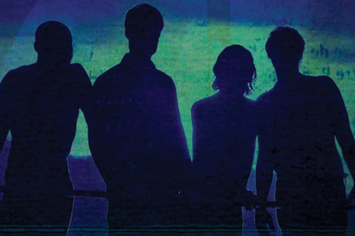 The Libertines Ausschnitt Album-Cover
