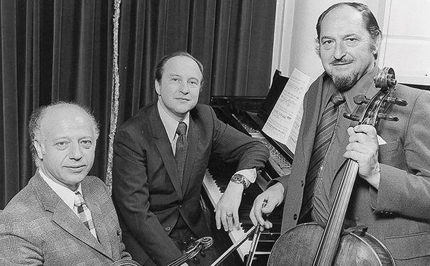 Beaux Arts Trio, Starensemble – Neueditionen des Beaux Arts Trios