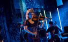 Anne-Sophie Mutter, Live im Studio - Anne-Sophie Mutter zu Gast bei  ZDF aspekte