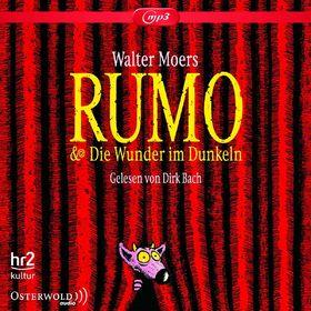 Walter Moers, Dirk Bach: Walter Moers - Rumo (mp3), 09783869522791